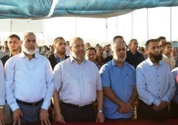 حركة الأحرار تشارك في مسيرات العودة وكسر الحصار في كافة مخيمات العودة في قطاع غزة جمعة الوفاء للطواقم الطبية والإعلامية