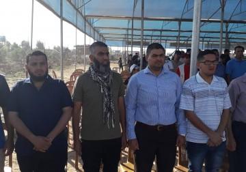 """حركة الأحرار تشارك في مسيرات العودة وكسر الحصار جُمعة """"لآجئي لبنان"""
